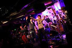 11/13 グル―ポ・チェベレ半年振りのライブ!@原宿クロコダイル
