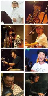 3/9 佐々木史郎 The Boogaloo Band!ライブ@池袋Relaciones