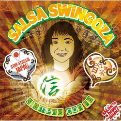 SALSA SWINGOZA復興応援チャリティCD シエンプレ・コン・フェ 「Siempre con fe」 7月時点で寄付金¥862,000に!
