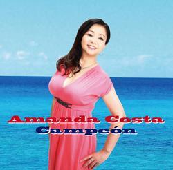 10/31日(水)アマンダ・コスタ 「Campeon」リリースライブ@原宿クロコダイル